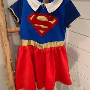 Supergirl Costume size 7/8